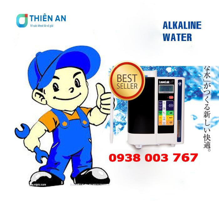 Dịch vụ vệ sinh máy lọc nước điện giải