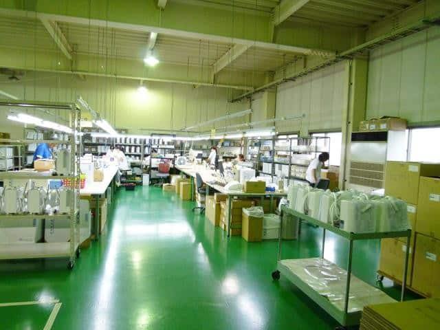 Nhà máy Impart đặt tại thành phố Osaka (Nhật Bản)