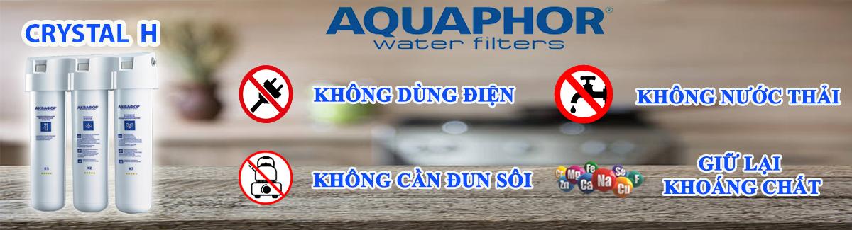 Máy lọc nước Aquaphor Crystal H - 2