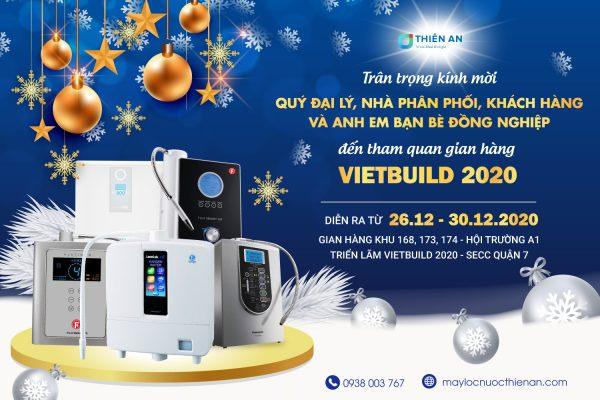 Thư mời tham dự triển lãm quốc tế VIETBUILD Hồ Chí Minh 2020 – Lần 4