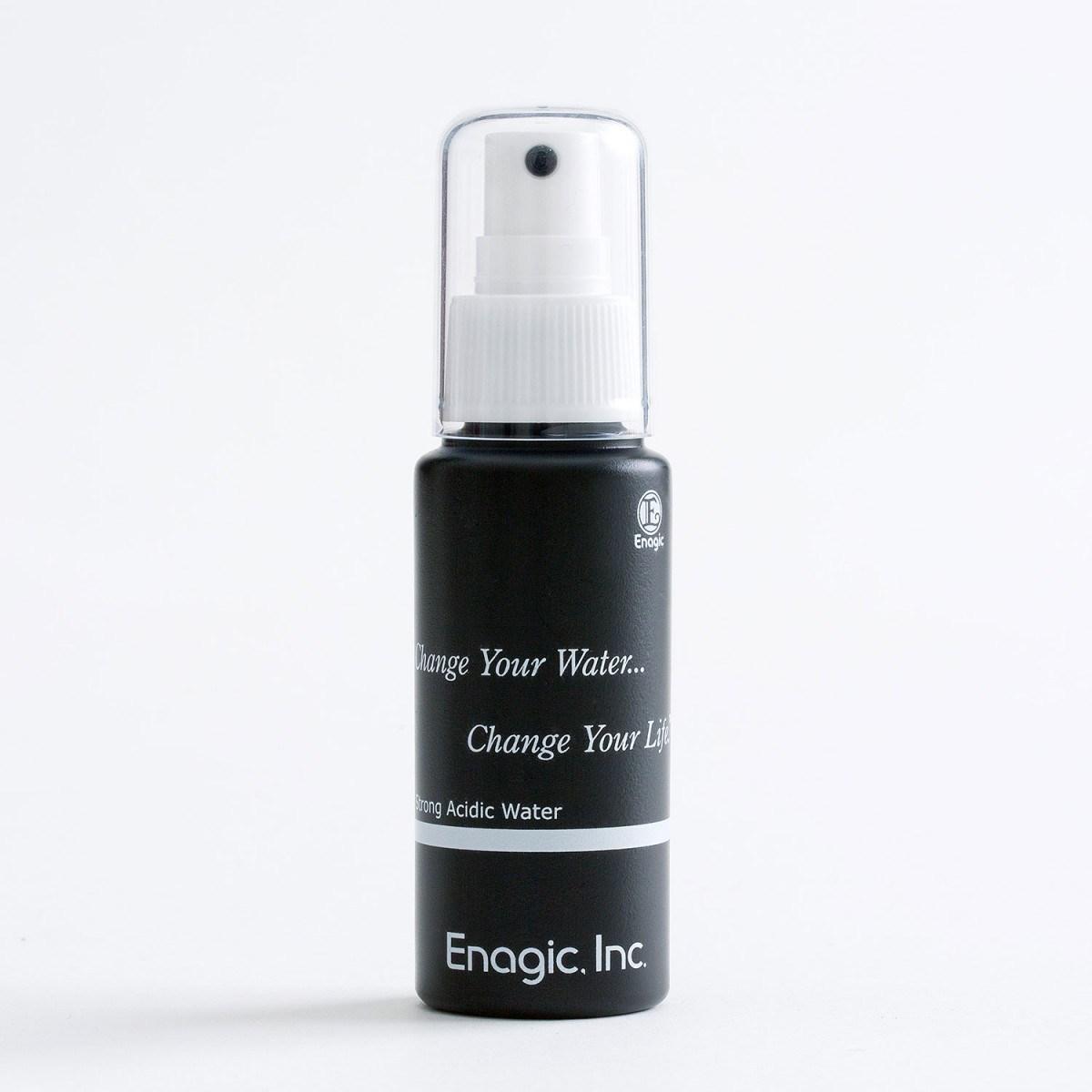 Bình xịt Enagic màu đen - Công Ty TNHH Giải Pháp Sức Khỏe Thiên An