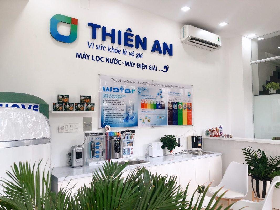 Thiên An - NPP máy lọc nước ion kiềm hàng đầu Việt Nam