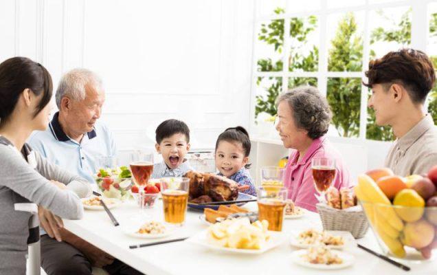 u là bí quyết giúp cha mẹ sống vui sống khỏe