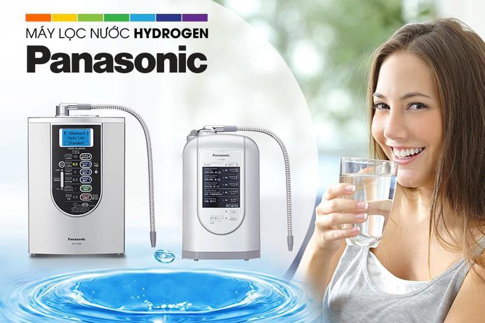 Máy lọc nước ion kiềm Panasonic đáng mua nhất 2020! - LỌC NƯỚC NHÀ GIÀU