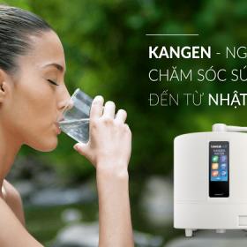 Nước Kangen có tốt không? Mua máy lọc nước Kangen ở đâu là tốt nhất?