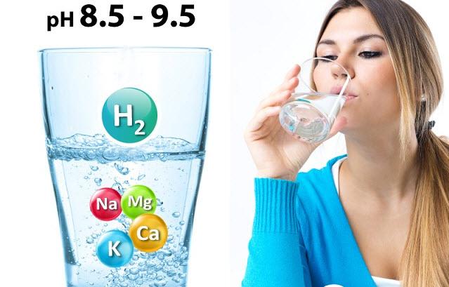 Nước ion kiềm là gì