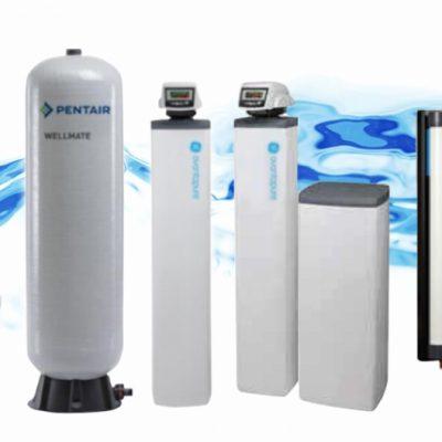 Hệ thống lọc tổng nguồn nước GE Pentair AvantaPure