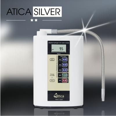 Máy lọc nước ion kiềm Atica Silver