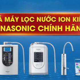Giá máy lọc nước ion kiềm Panasonic